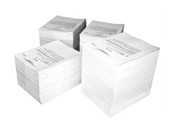 Black and White Bulk Printing and Mailing.